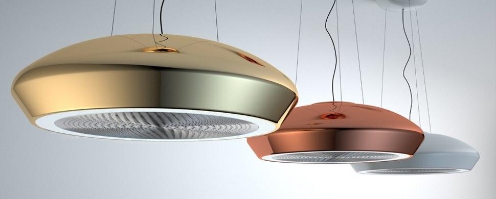 Airo Design afzuigkappen van den Noort & Philip Amsterdam
